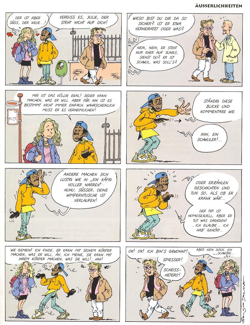 Gay Against You - Righteous Signals, Sour Dudes